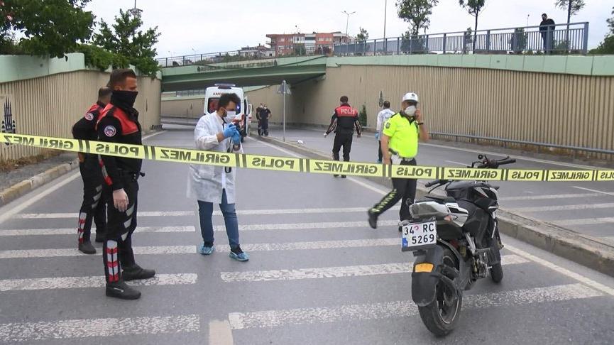 Avcılar'da feci kaza: Motosikletteki 2 kişi hayatını kaybetti