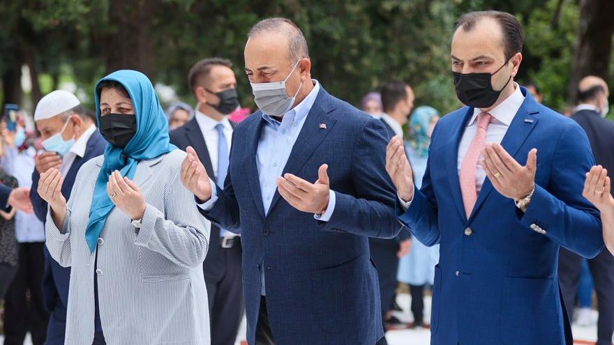 Yunanistan'dan Çavuşoğlu'nun açıklamalarına çok sert yanıt