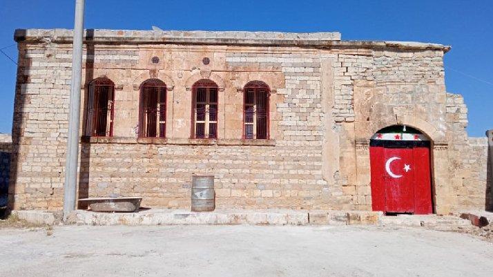 Atatürk'ün Afrin'de konakladığı ev temizlendi