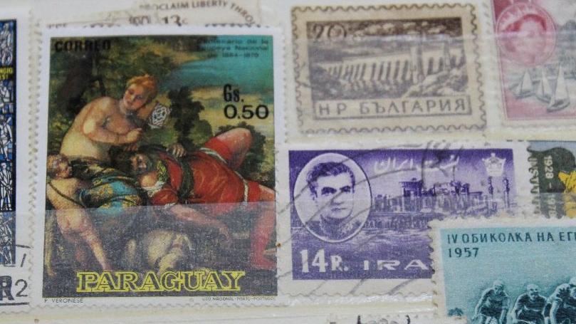 Unutulan pullarla tarihe yolculuk