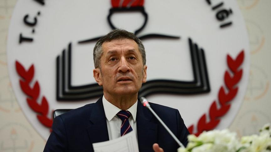 Milli Eğitim Bakanı Ziya Selçuk'tan telafi programı açıklaması