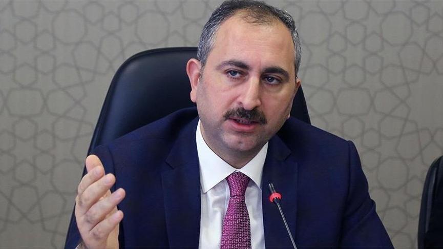 Adalet Bakanı'ndan Süleyman Soylu'ya üstü kapalı cevap