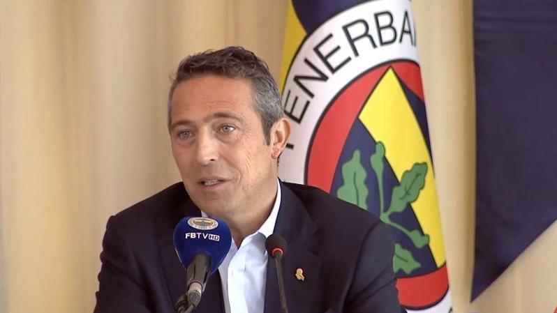 Ali Koç'tan yeni teknik direktör açıklaması! 'Bielsa ile henüz temasımız olmadı'