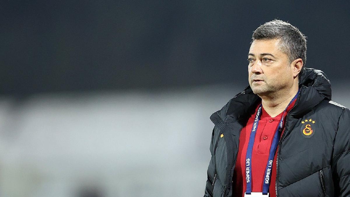 Galatasaray'da bir ayrılık daha! Levent Şahin görevi bıraktı...