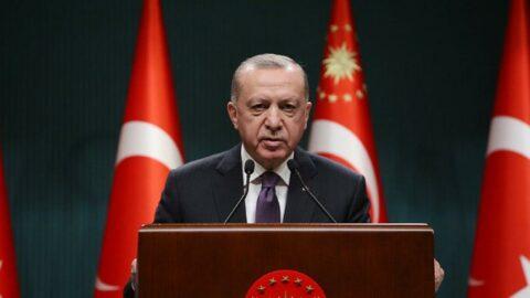 Cumhurbaşkanı Erdoğan: 3 aşımı oldum