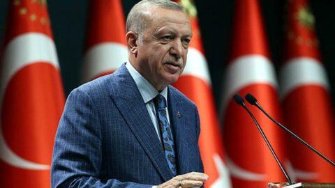 Erdoğan: Gürcistan ile ticaret hacmimizi 3 milyar dolara ulaşma olarak belirledik