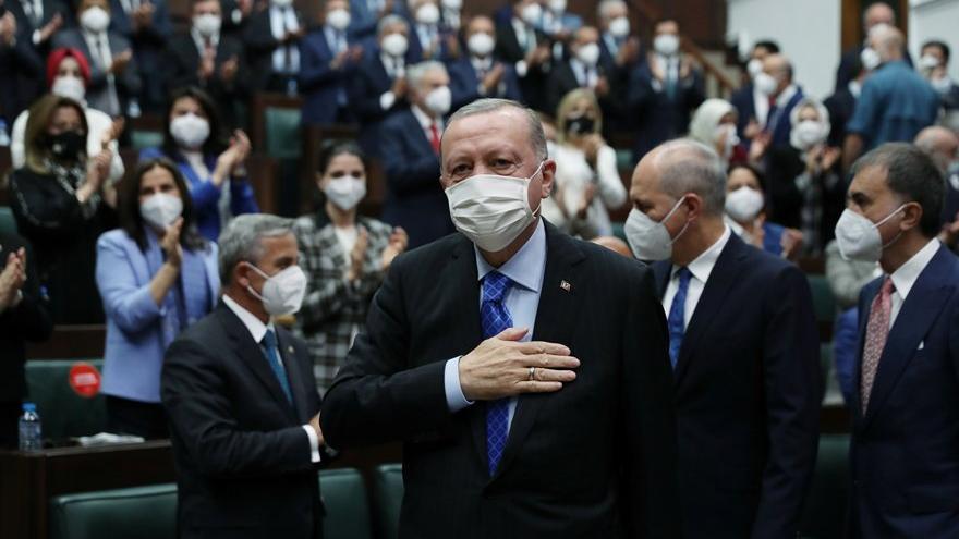 Yunan basını: Artık top Erdoğan ve Miçotakis'te