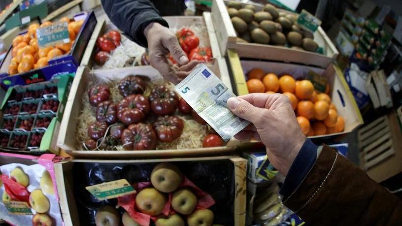 Euro bölgesinde enflasyon yüzde 2'ye yükseldi