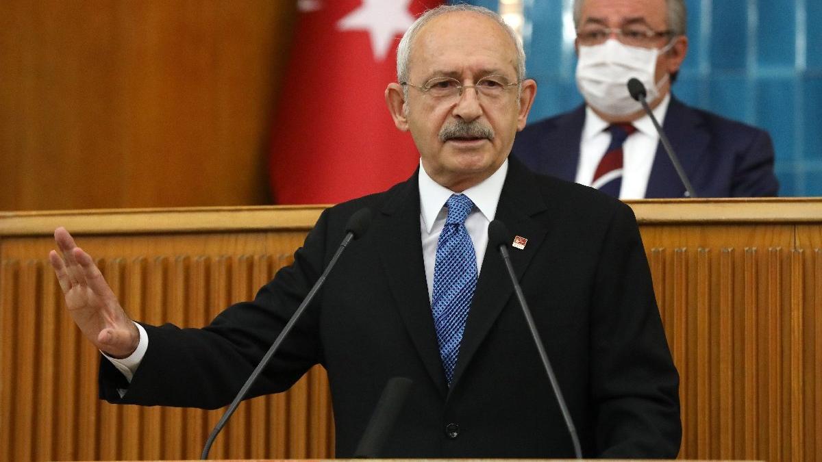 CHP lideri Kemal Kılıçdaroğlu'ndan Erdoğan'a hodri meydan