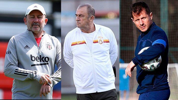 Üç büyük çıkmaz! Beşiktaş, Galatasaray ve Fenerbahçe'de belirsizlik