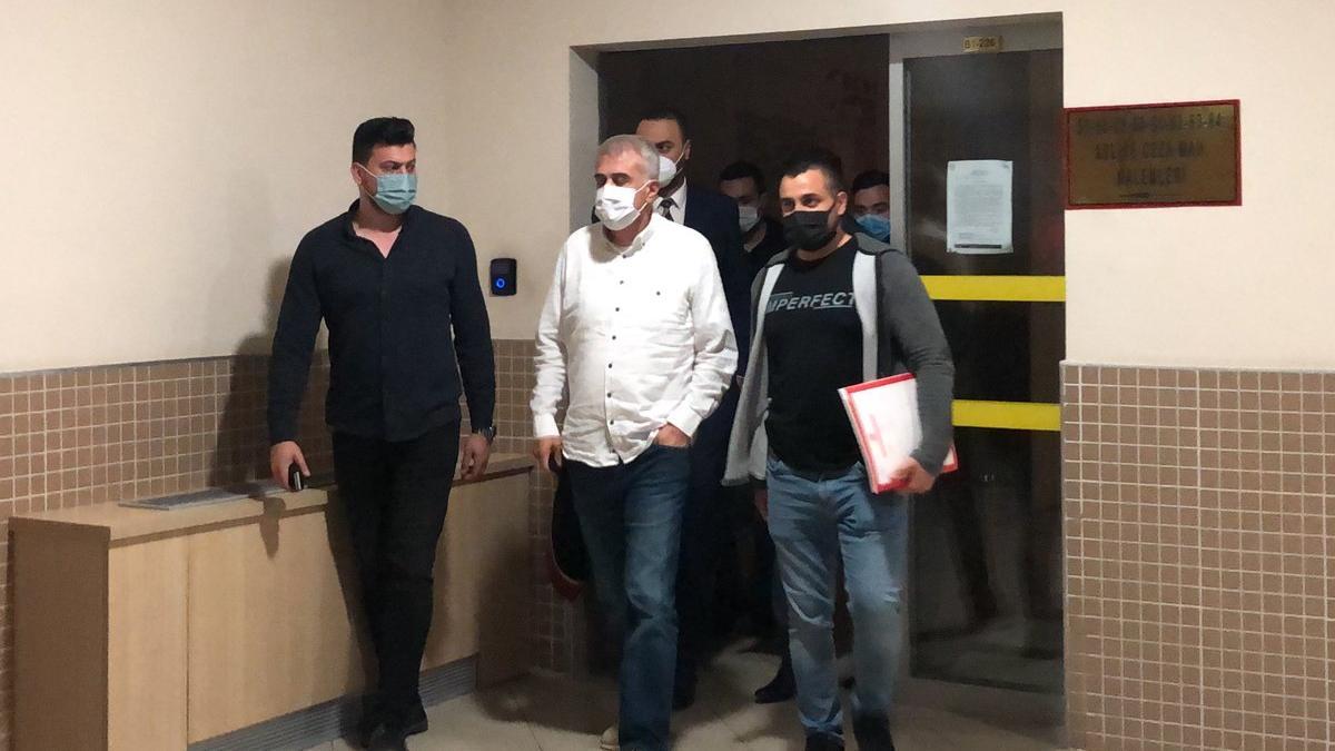 Atilla Peker adli kontrol şartıyla serbest bırakıldı
