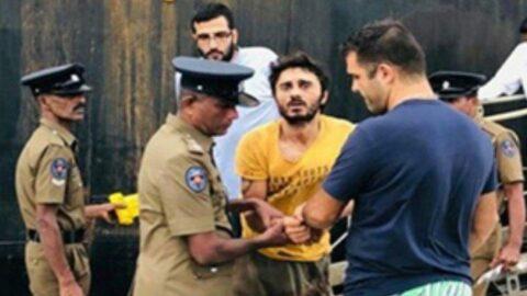 Gemi kaptanı katiline tepki: Bora'nın gözleri kabusun olsun