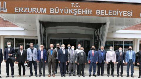 5 milyon dolar bağışla Erzurum'a 'Mezalim Müzesi' kurulacak