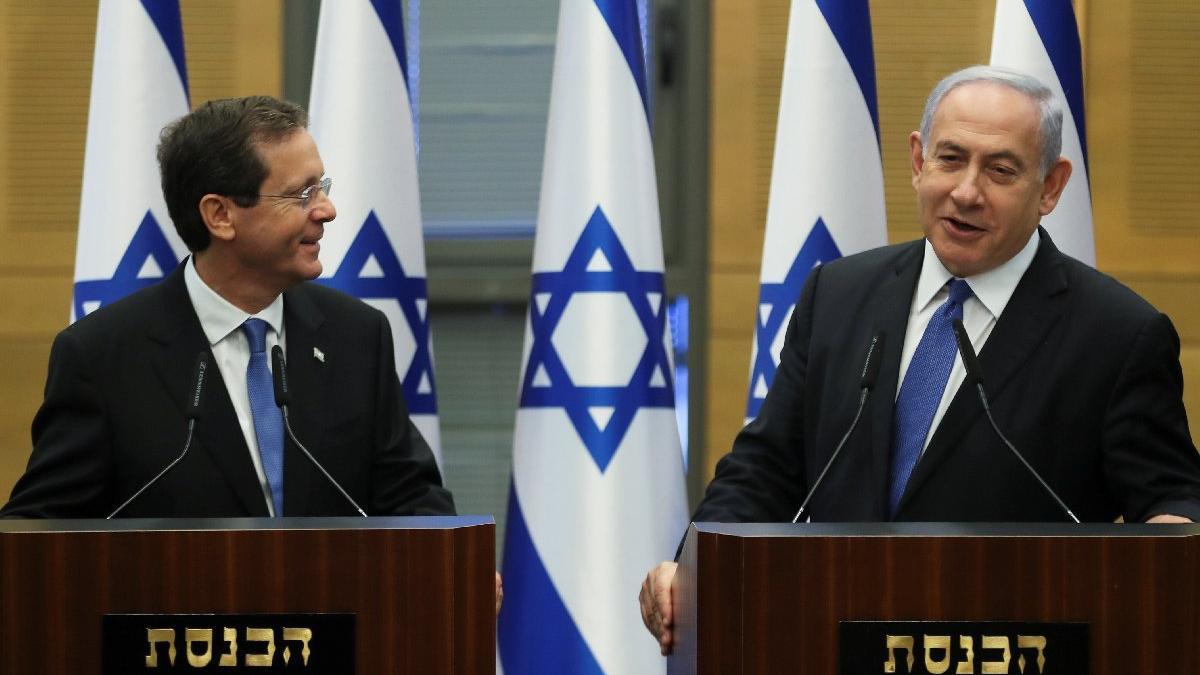 İsrail'de Netanyahu sona yaklaşıyor: Taraflar bir araya geldi