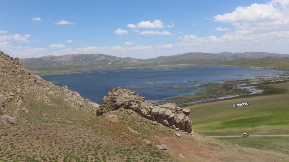 2 bin 700 yıllık Turna Gölü tescillendi