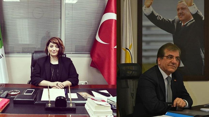 AKP'li isimler peş peşe istifa etti