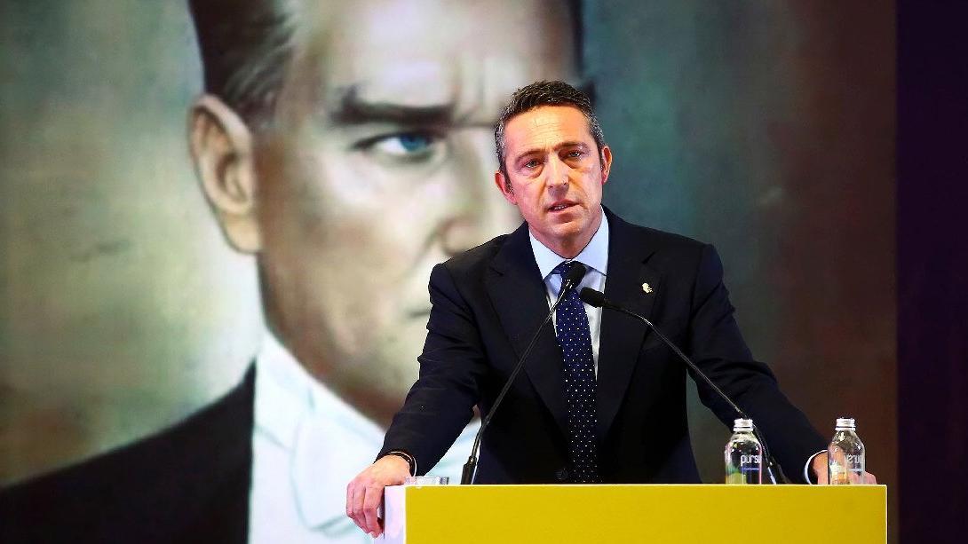 Ali Koç: FETÖ'nün Fenerbahçe'ye yaptığı kumpasın maddi-manevi zararları karşılanamaz