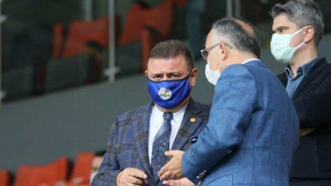 Çaykur Rizespor'da başkan Hasan Kartal istifa etti