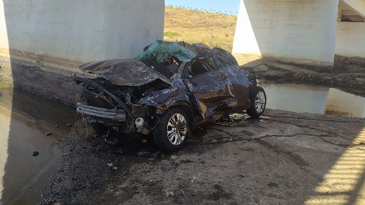 Şanlıurfa'da feci kaza: 4 ölü