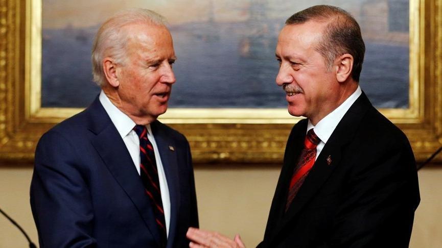 Beyaz Saray'dan Biden-Erdoğan görüşmesi açıklaması