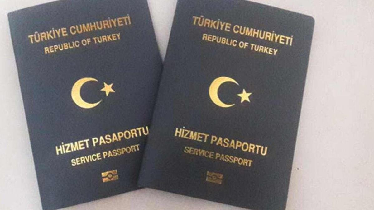 Bir gri pasaport skandalı daha! Mehter firarda...