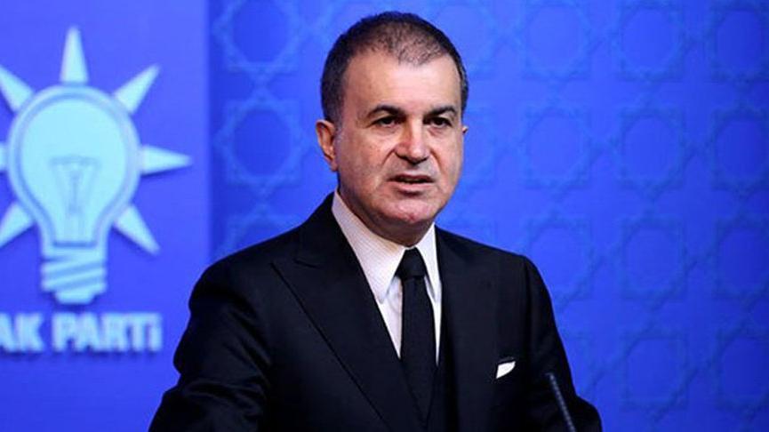 AKP Sözcüsü Çelik'ten erken seçim ve Erdoğan-Biden görüşmesine dair açıklama