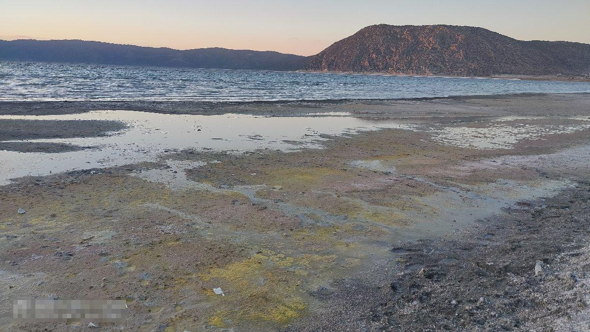 Salda Gölü Koruma Derneği'nden kirlilik tepkisi