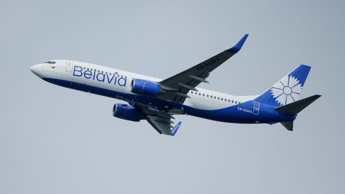 Avrupa Birliği'nden Belarus'a uçuş yasağı
