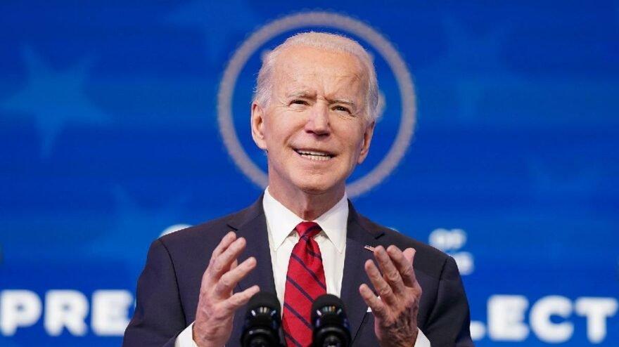 Joe Biden: Tarihi bir ilerleme