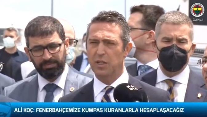 Ali Koç: Türkiye Cumhuriyeti, bir kişi kalmayana kadar bu işi temizlemelidir