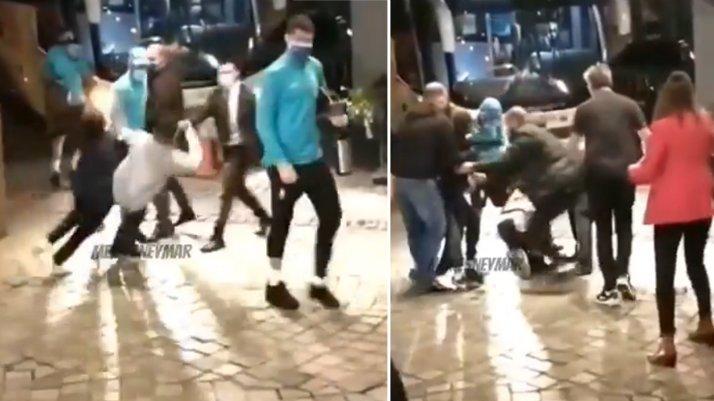 Neymar'a milli takım kampında şok saldırı! Ayakkabısını çaldırıyordu…
