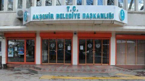 AKP'li belediyede bir özel kalem kıyağı daha