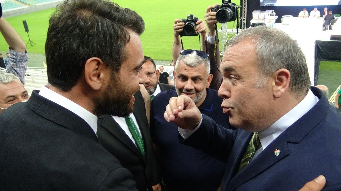 Bursaspor'un 29. başkanı Hayrettin Gülgüler