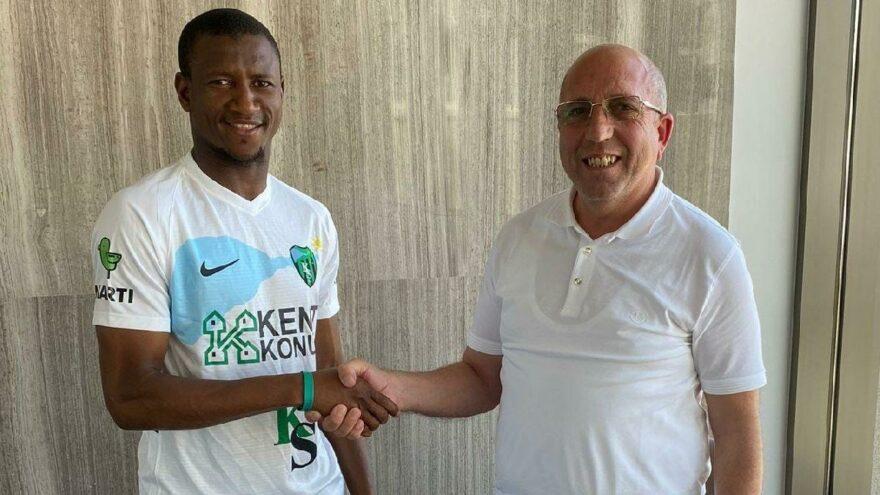 Kocaelispor ilk dış transferini gerçeleştirdi