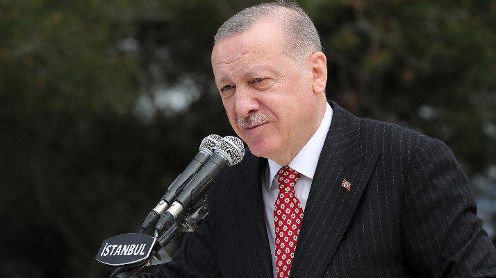 Cumhurbaşkanı Erdoğan'dan 'müsilaj' açıklaması: Talimatı verdim