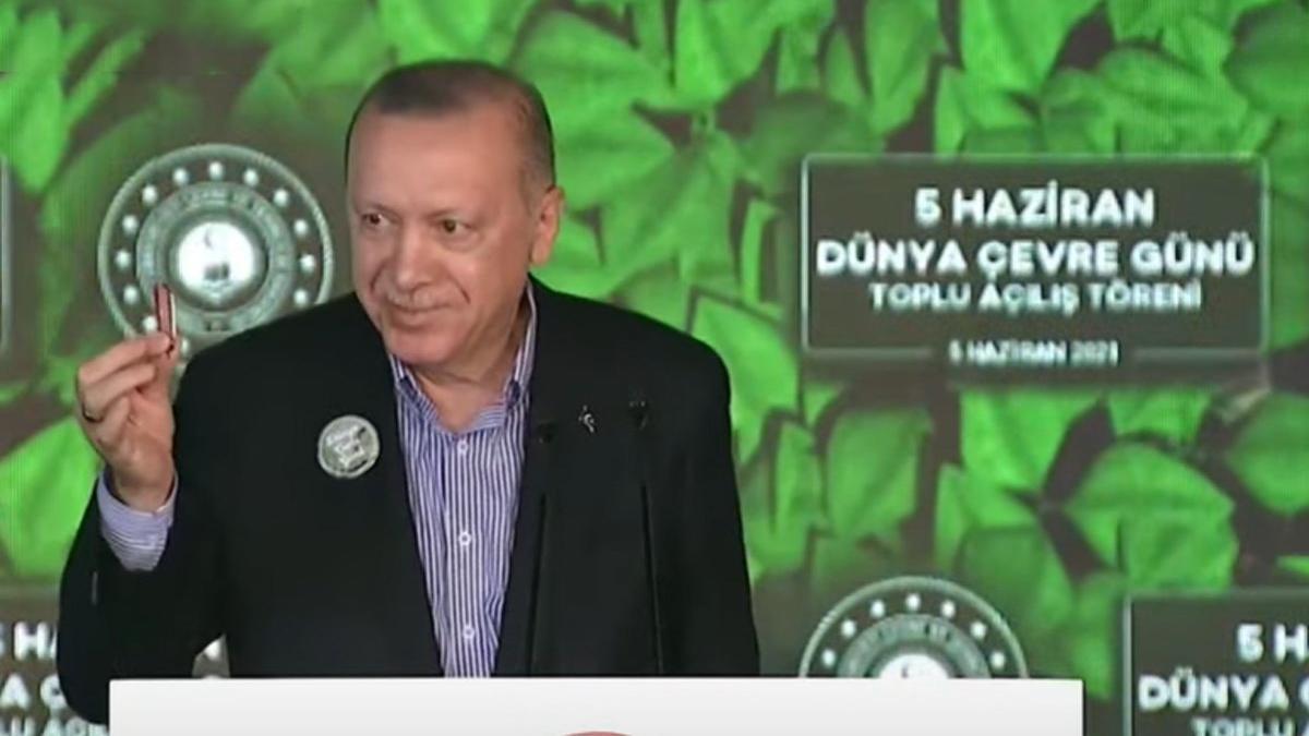 Cumhurbaşkanı Erdoğan'dan Vali'ye: Makas yoksunu musun?