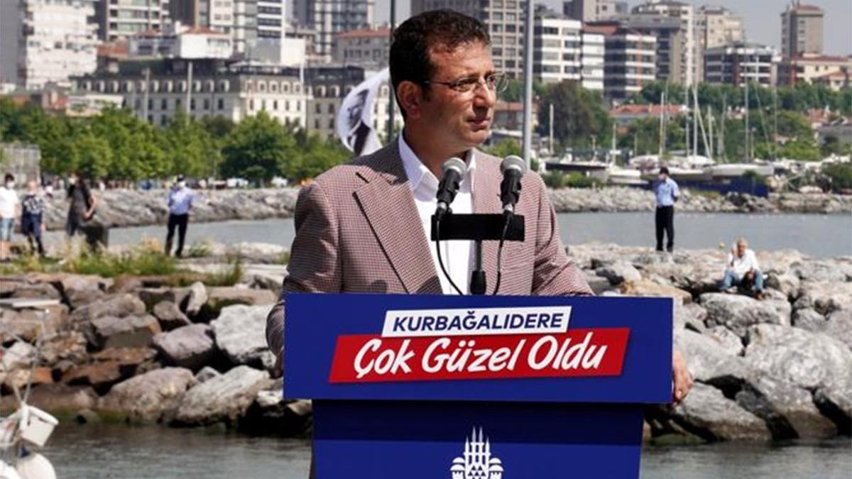 İmamoğlu: Kanal İstanbul müsilaja dua okutur