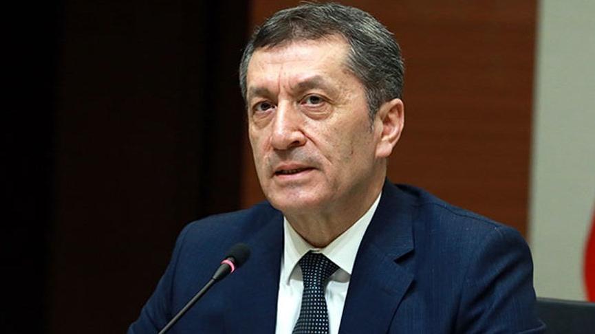 Milli Eğitim Bakanı Ziya Selçuk'tan LGS açıklaması
