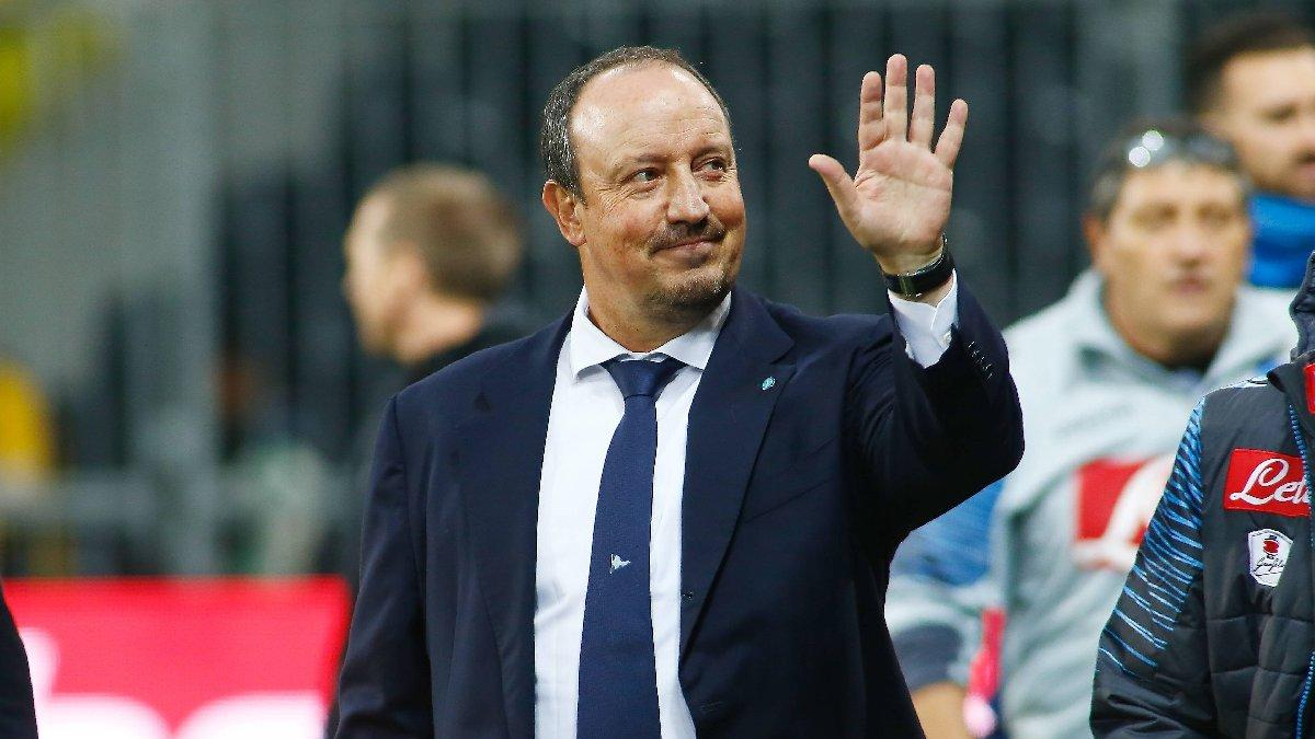 'Bakma sen ekole güven Benitez'e'