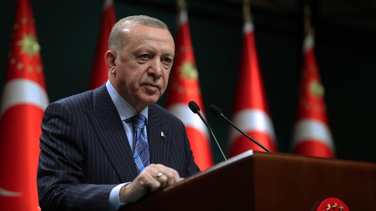 Erdoğan: Orman alanını artıran nadir ülkelerdeniz