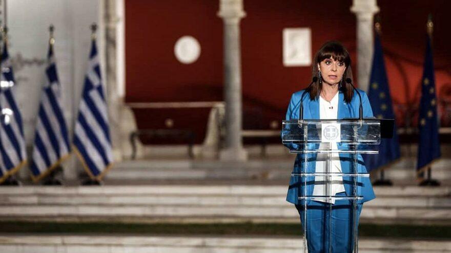 Yunanistan Cumhurbaşkanı Sakellaropoulou'nun korumasına dolandırıcılık suçlaması