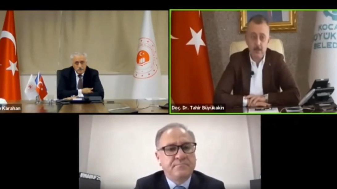 AKP'li Büyükakın'dan deniz salyası itirafı: Marmara'yı foseptik gibi kullanmışız