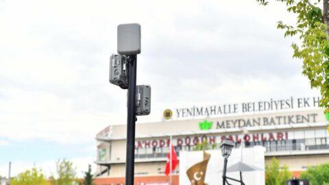 Ankara'nın dört bir yanına ücretsiz internet