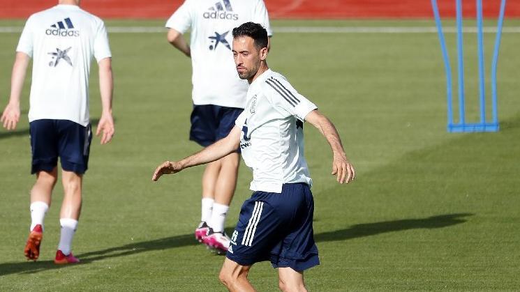 EURO 2020 öncesi İspanya kaptanı Sergio Busquets coronaya yakalandı