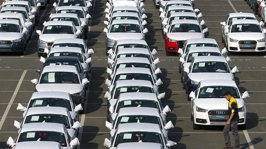 Otomotiv ihracatı mayısta 1.9 milyar dolar oldu