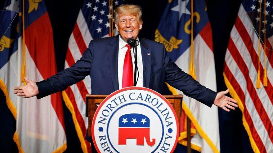 Trump aylar sonra ortaya çıktı: Çok sert açıklamalarda bulundu