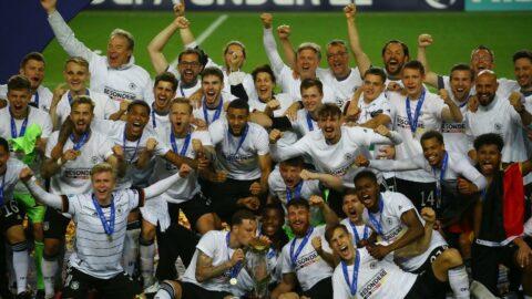 21 Yaş Altı Avrupa Futbol Şampiyonası'nda kupa Almanya'nın