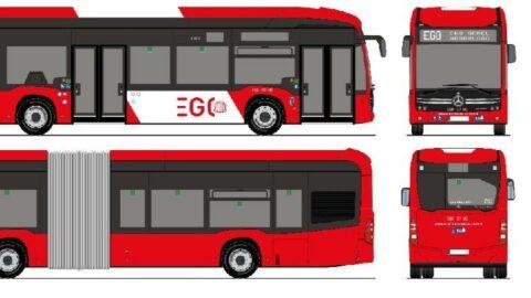 Ankaralılar yeni otobüslerin rengini anketle belirledi