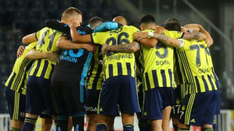 Fenerbahçe'nin kafası rahat