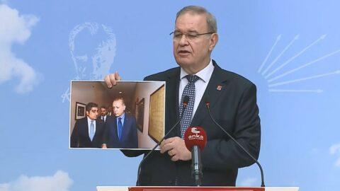 CHP'li Öztrak, o fotoğrafla çağrıda bulundu: İddialara TBMM mutlaka vaziyet etmelidir